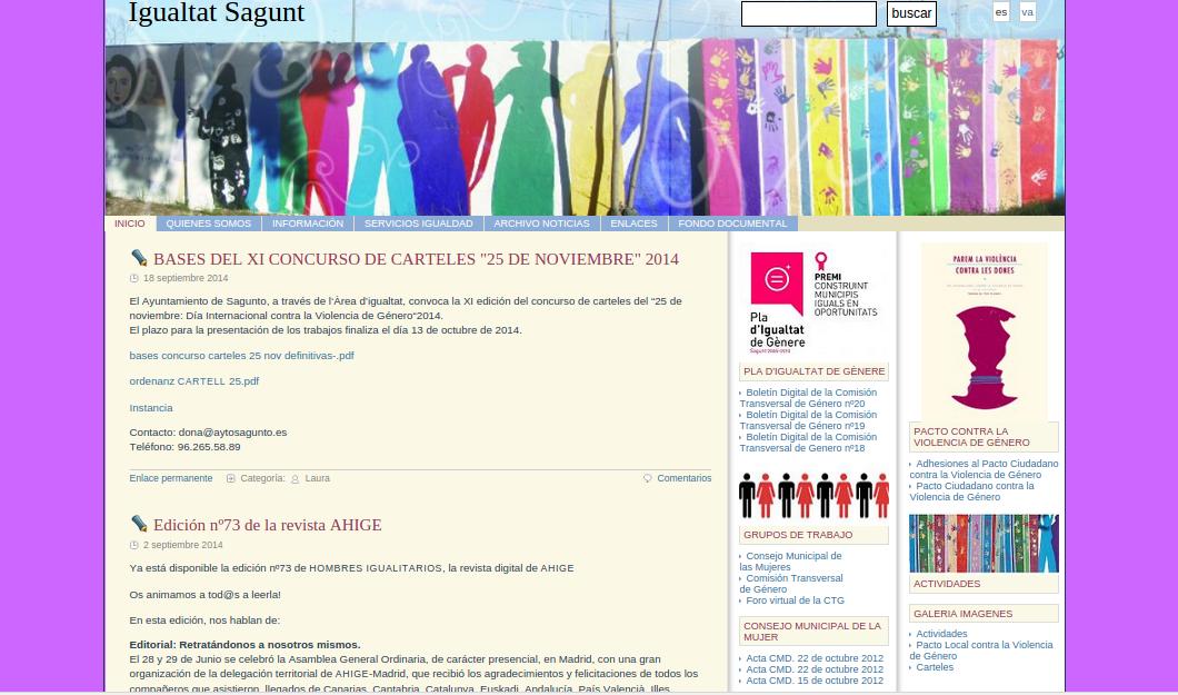 Igualtat-Sagunt.com